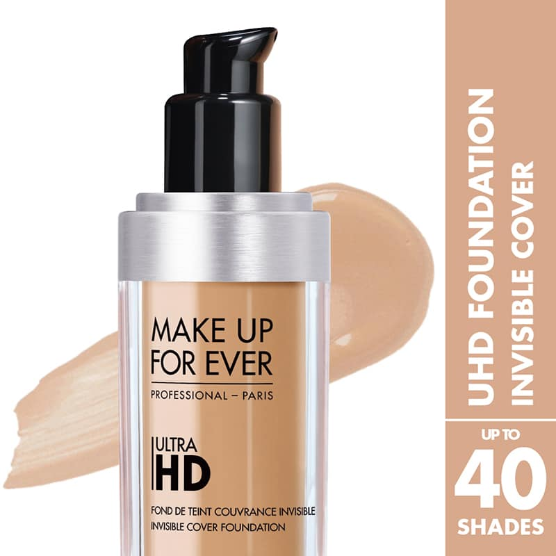 fond de teint hd make up forever
