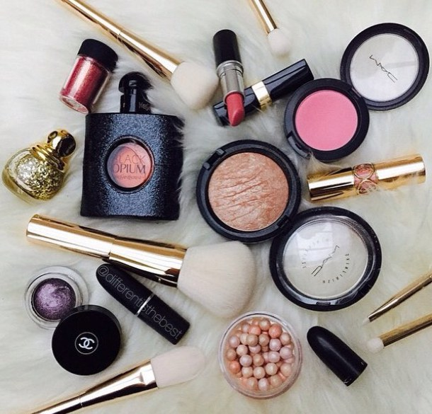 maquillage parfum