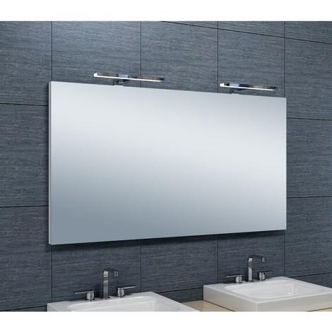 miroir salle de bain led 120