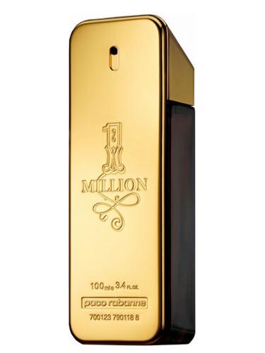 one million de paco rabanne