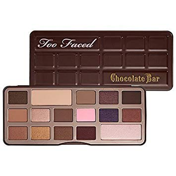 palette chocolate bar too faced