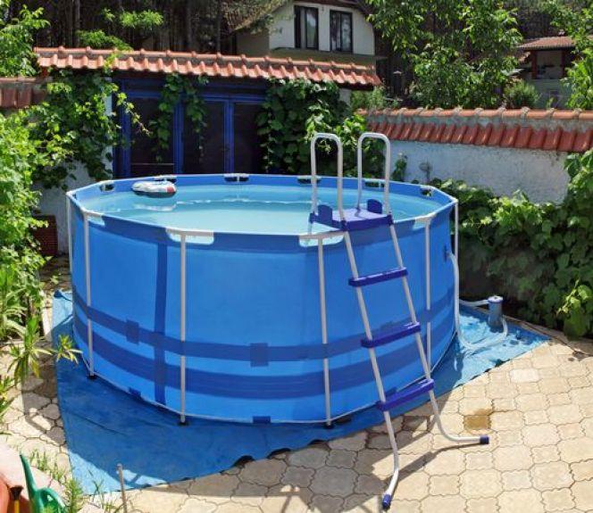 piscine tubulaire solde