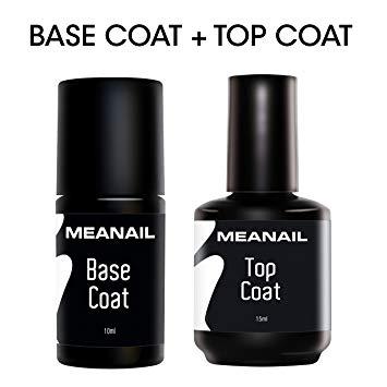 top coat gel
